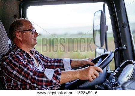 Senior Truck Driver