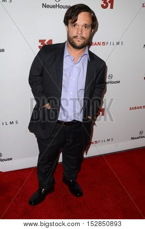 LOS ANGELES - OCT 20:  Pancho Moler at the Special Screening of