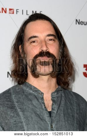 LOS ANGELES - OCT 20:  Jeff Daniel Phillips at the Special Screening of