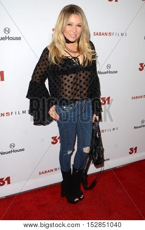 LOS ANGELES - OCT 20:  Elizabeth Daily at the Special Screening of