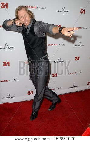 LOS ANGELES - OCT 20:  Lew Temple at the Special Screening of
