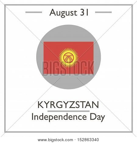 Kyrgyzstan Independence Day, August 31