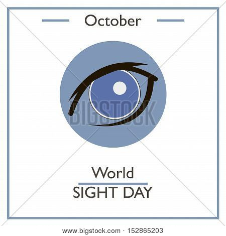 World Sight Day, October