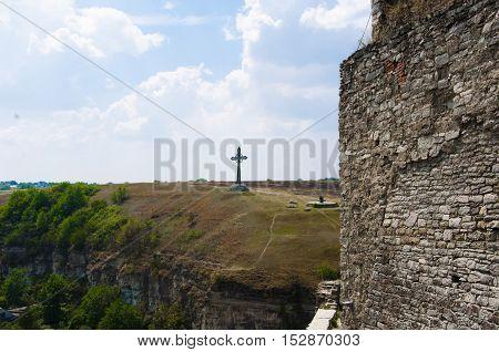 Cross On Green Mountain