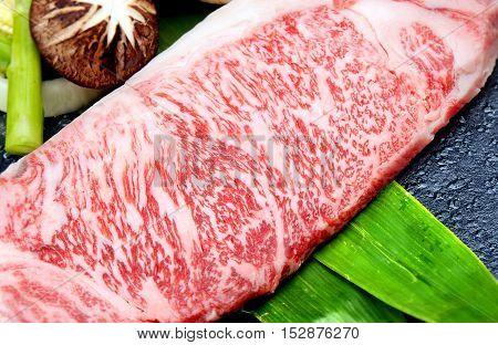 Great Japanese Wagyu Beef