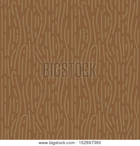 Retro Textured Wood Grain Shaped Seamless Background