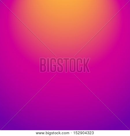 Shaded Smooth Silk Empty Background. Colorful Glowing Backdrop