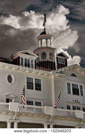 The Stanley Hotel, Location For The Shining