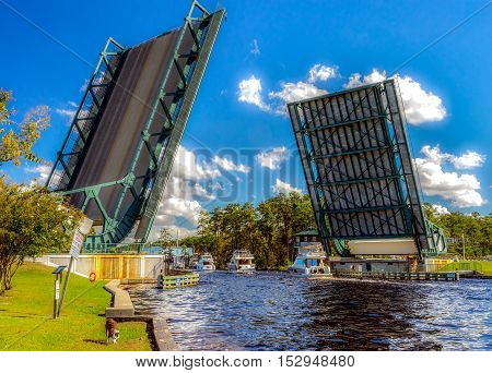 Great Bridge, Bridge - Hdr