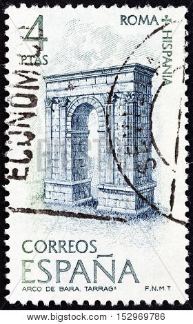 SPAIN - CIRCA 1974: A stamp printed in Spain from the