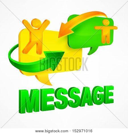 Message Speech