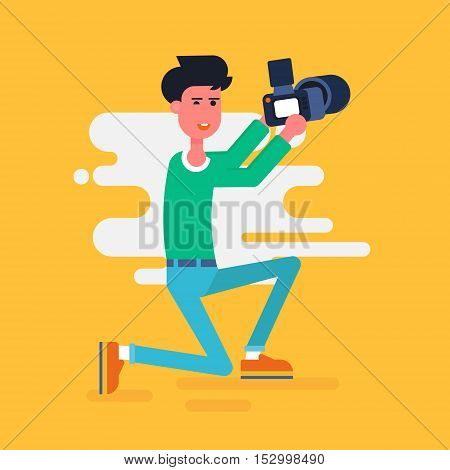 Cool Vector Photographer
