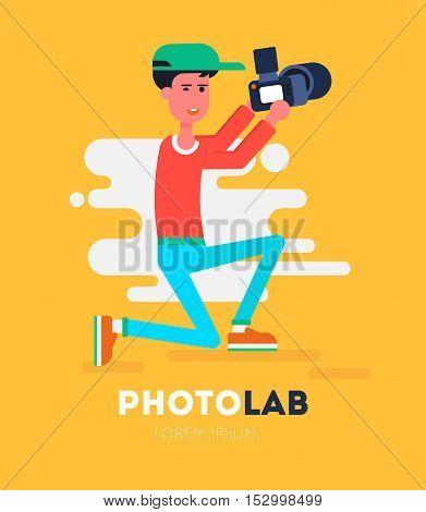 Photolab Concept