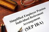 Simplified Employee Pension Individual Retirement Arrangement (SEP IRA) poster