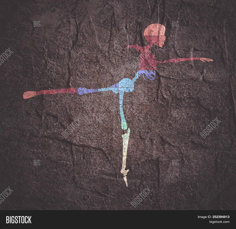 Human Skeleton Posing Image & Photo (Free Trial) | Bigstock