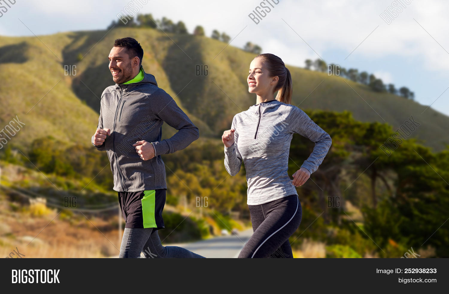 Fitness Sport People Image Photo Free Trial Bigstock