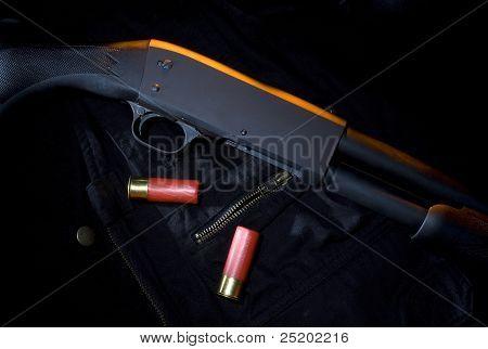 Mystery Shotgun