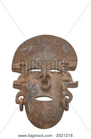 Mayan Death Mask