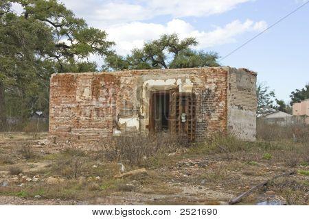 Bank Vault Without A Bank