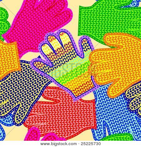Gloves Seamless Texture