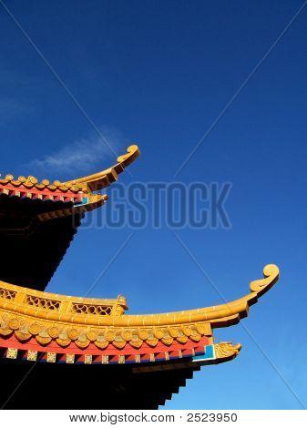 Pagoda Roofline