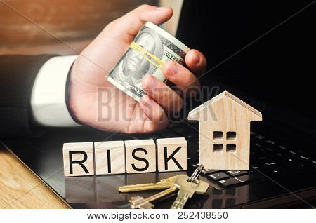 The Concept Of Risk Of Investing Money. Security Of Property Rights. Protection Of Investments And D