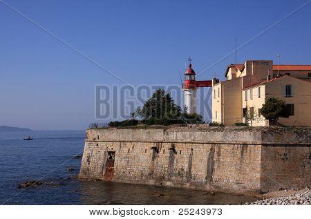 Ajaccio lighthouse