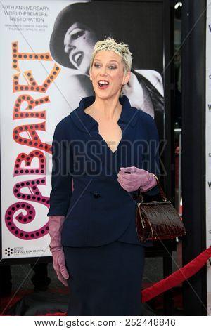 LAS VEGAS - APR 12:  Patricia Kelly  at the TCM Classic Film Festival - 40th Anniv of