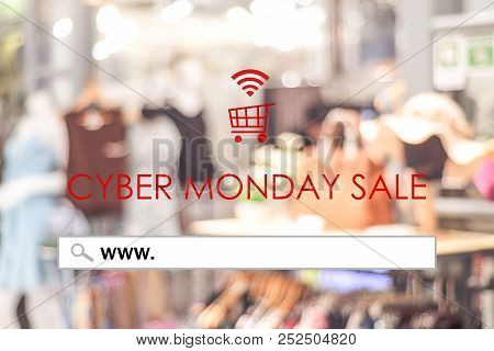 Www. On Search Bar Over Black Friday Sale Web Banner Background, Online Shopping Sale, Business And