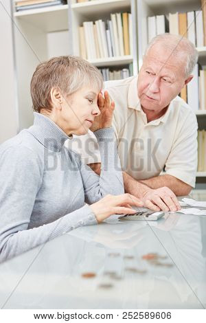 Seniors are worried about finance Expenditure