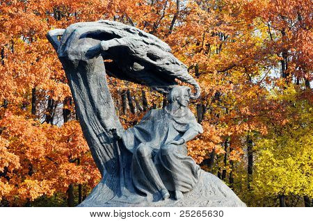 Chopin Monument