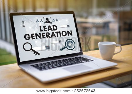 Lead Generation  Business Funnel Marketing Process