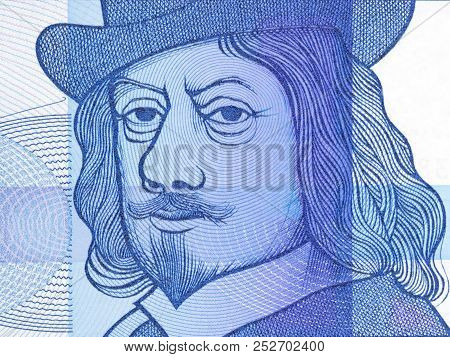 Frans Hals A Portrait From Netherlands Money