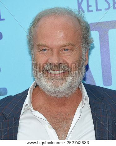 LOS ANGELES - JUL 31:  Kelsey Grammer arrives to the 'Like Father' Los Angeles Premiere  on July 31, 2018 in Hollywood, CA