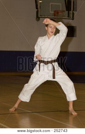 Karate 01 Sasha