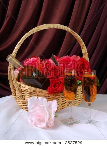 Romantic Gift Basket