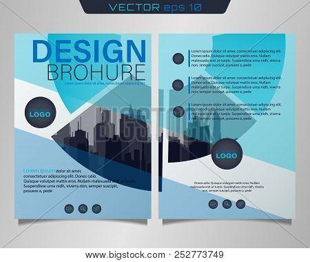 Poster Flyer Pamphlet Brochure Cover Design.can Be Used For Presentation, Flyer And Leaflet, Brochur