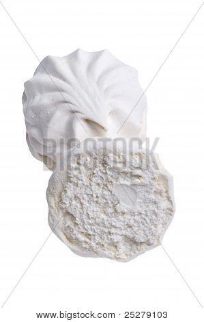 Zephyr On White