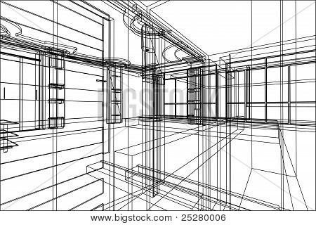 Abstract Architecture Design