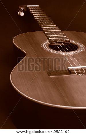 Duotone Guitar