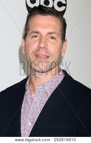 LOS ANGELES - AUG 7:  Frank Valentini at the ABC TCA Party- Summer 2018 at the Beverly Hilton Hotel on August 7, 2018 in Beverly Hills, CA