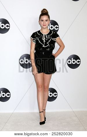 LOS ANGELES - AUG 7:  Kyla Kenedy at the ABC TCA Party- Summer 2018 at the Beverly Hilton Hotel on August 7, 2018 in Beverly Hills, CA