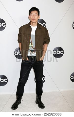 LOS ANGELES - AUG 7:  Jake Choi at the ABC TCA Party- Summer 2018 at the Beverly Hilton Hotel on August 7, 2018 in Beverly Hills, CA