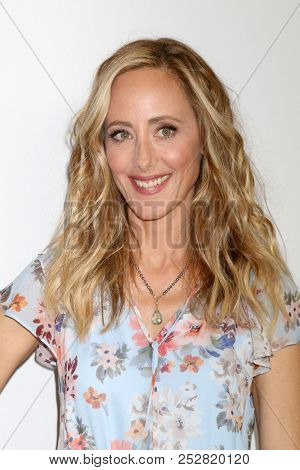 LOS ANGELES - AUG 7:  Kim Raver at the ABC TCA Party- Summer 2018 at the Beverly Hilton Hotel on August 7, 2018 in Beverly Hills, CA