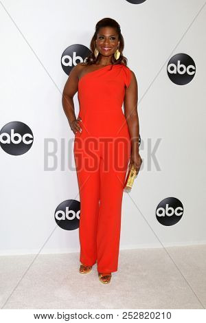 LOS ANGELES - AUG 7:  Kimrie Lewis at the ABC TCA Party- Summer 2018 at the Beverly Hilton Hotel on August 7, 2018 in Beverly Hills, CA