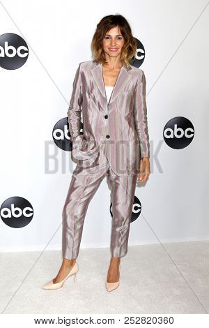 LOS ANGELES - AUG 7:  Stephanie Szostak at the ABC TCA Party- Summer 2018 at the Beverly Hilton Hotel on August 7, 2018 in Beverly Hills, CA