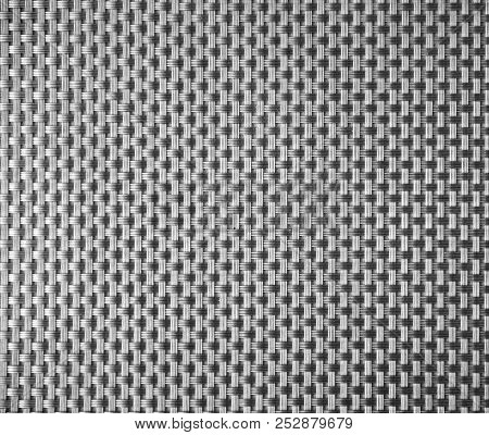 Metallic Wire Mesh Seamless Texture Or Background