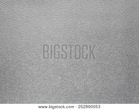 Gray Cement Plaster Wall As Background Or Texture