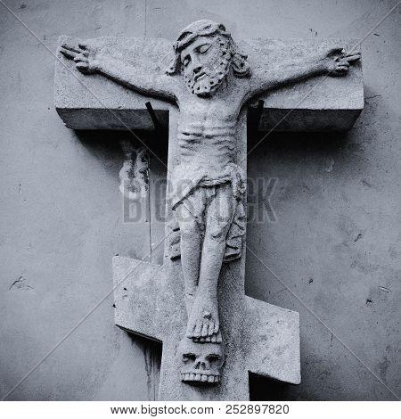 Crucifixion Jesus Image Photo Free Trial Bigstock