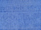 The Blue Cotton Fabric Texture Pattern as Abstract Background. poster